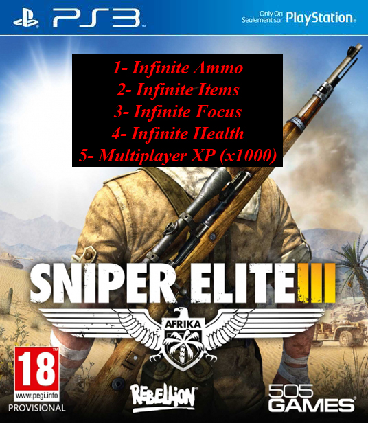 sniper elite 3 afrika crack torrent
