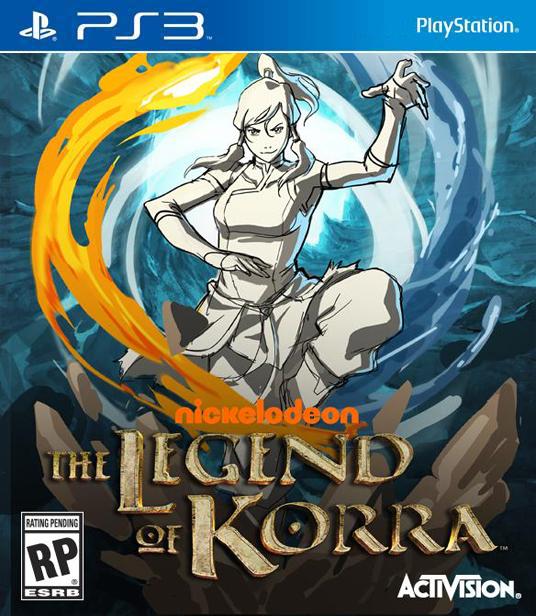 La Légende de Korra PS3