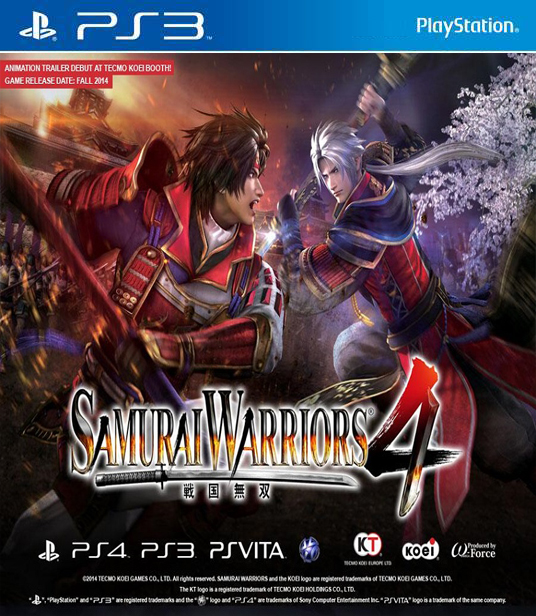 Samurai Wazziors 4 PS3